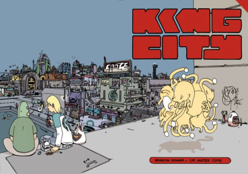 King City Comics
